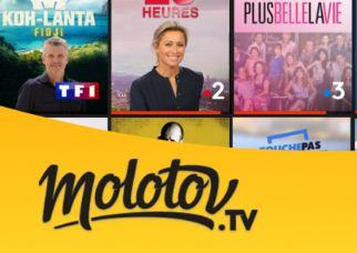 Télécharger Molotov Tv gratuitement