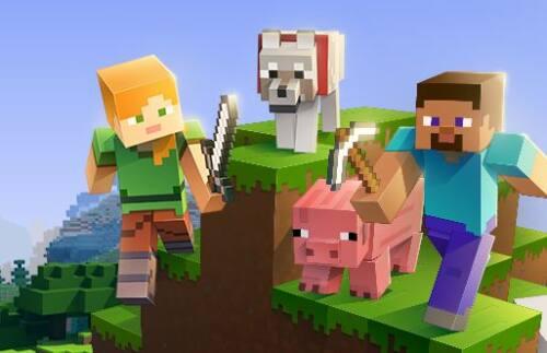Télécharger Minecraft gratuit pc en francais complet